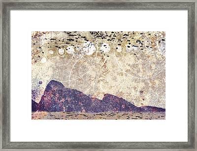 Landfall Framed Print