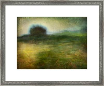 Framed Print featuring the photograph Landscape #24. Paper Dreams by Alfredo Gonzalez