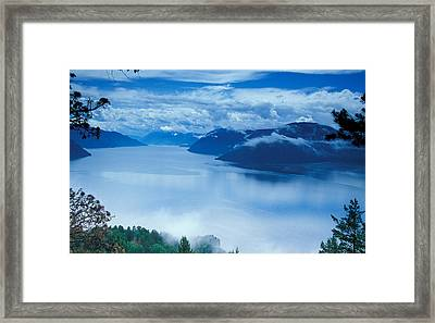 Landscape Framed Print by Anonymous