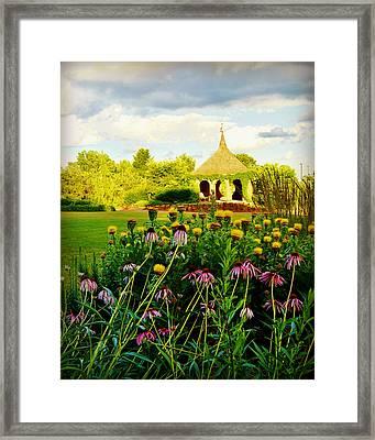 Landscape Artist Framed Print by Carol Toepke