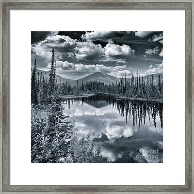 Landshapes 29 Framed Print