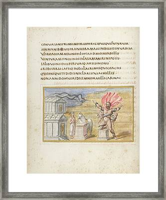 Laocoon Framed Print by British Library