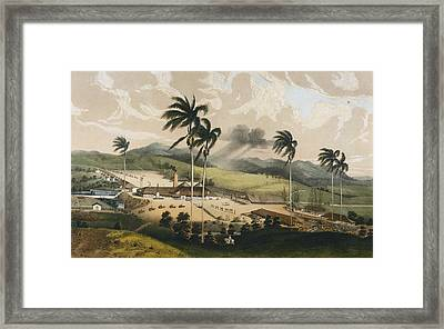 Laplante, Eduardo 1818-1860. Libro De Framed Print by Everett
