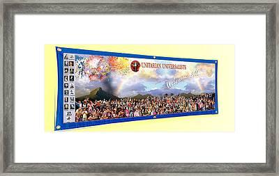 Large Banner 15x4 Framed Print