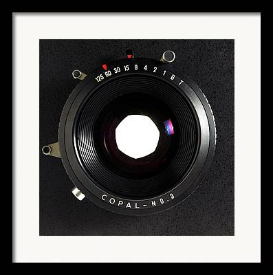 Variable Focus Framed Prints