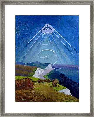 Lark Ascending Framed Print