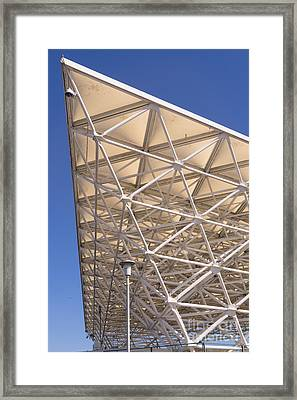Larkspur Ferry Terminal Dsc1678 Framed Print by Wingsdomain Art and Photography