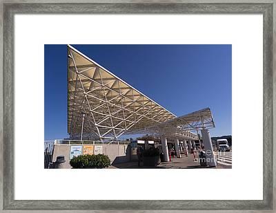 Larkspur Ferry Terminal Dsc1679 Framed Print