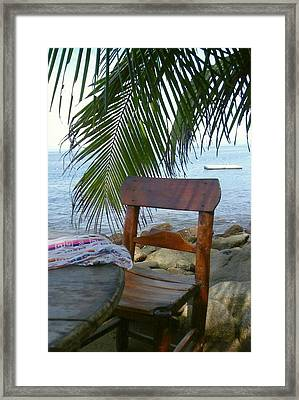 Las Calitas Sweet Spot Framed Print