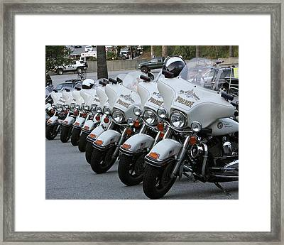 Framed Print featuring the photograph La's Finest by Shoal Hollingsworth