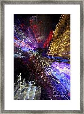 Las Vegas 5279 Framed Print by Igor Kislev