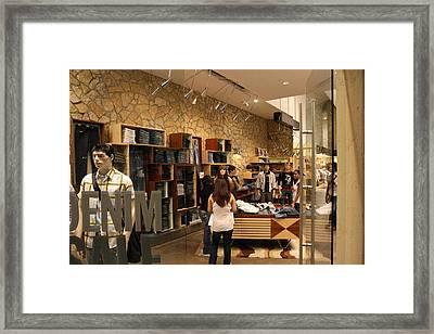 Las Vegas - Caesars Palace - 121216 Framed Print