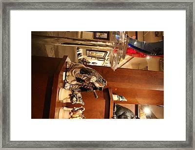 Las Vegas - Caesars Palace - 121217 Framed Print