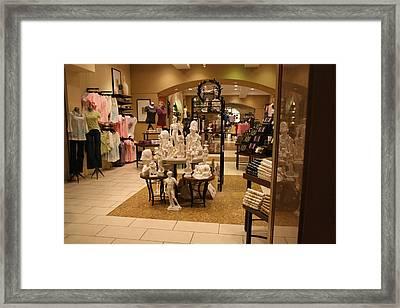 Las Vegas - Caesars Palace - 121219 Framed Print by DC Photographer