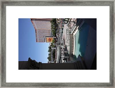 Las Vegas - Treasure Island - 12123 Framed Print