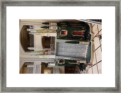 Las Vegas - Venetian Casino - 121237 Framed Print by DC Photographer