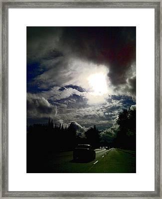 Lassen 1 Framed Print