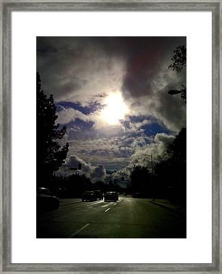 Lassen 2 Framed Print