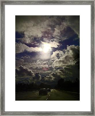 Lassen 3 Framed Print