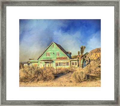 Last Chance Framed Print by Juli Scalzi