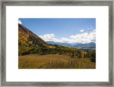 Last Dollar Road  2 Framed Print by Paul Cannon