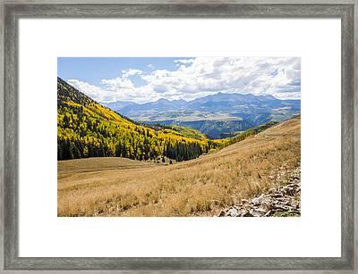 Last Dollar Road  3 Framed Print by Paul Cannon