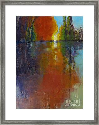 Last Glimpse 1 Framed Print
