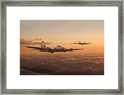 Last Home Framed Print by Pat Speirs