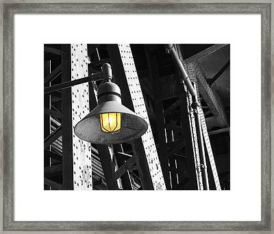 Framed Print featuring the photograph Last Hope by Patricia Babbitt