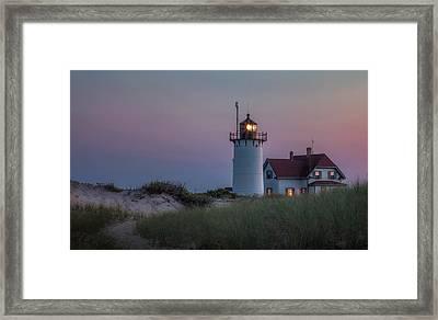 Last Light Framed Print by Bill Wakeley