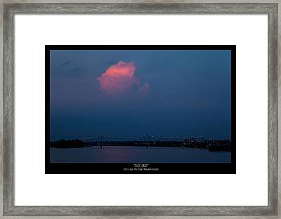 Last Light Framed Print by David Lester