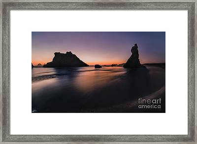 Witch's Hat Framed Print