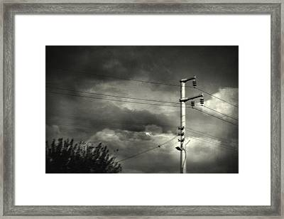 Last Morning Framed Print