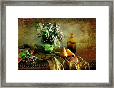 Last Of March Framed Print