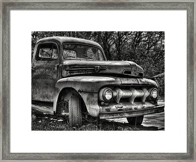 Last Of The Best Framed Print