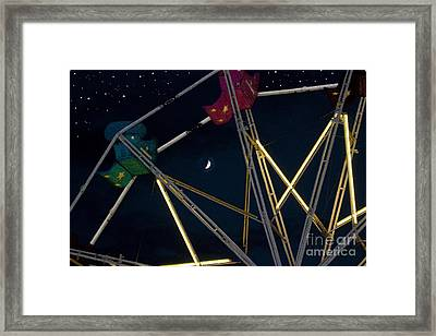 Framed Print featuring the photograph Last Ride by Sandi Mikuse