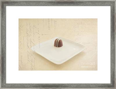 Last Temptation Framed Print