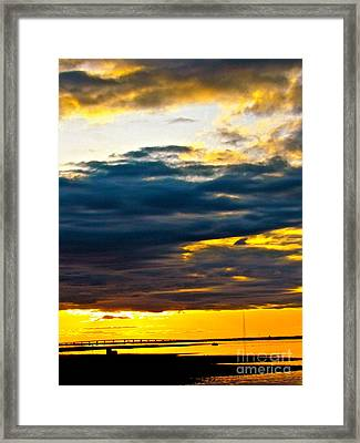Last Wish Framed Print by Q's House of Art ArtandFinePhotography
