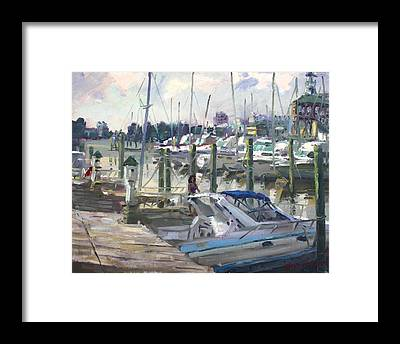 Norfolk Framed Prints