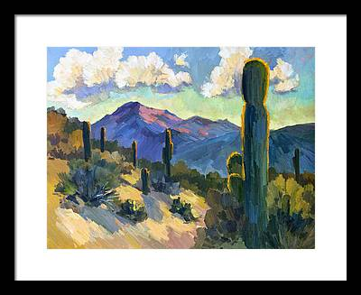 Arizona Framed Prints