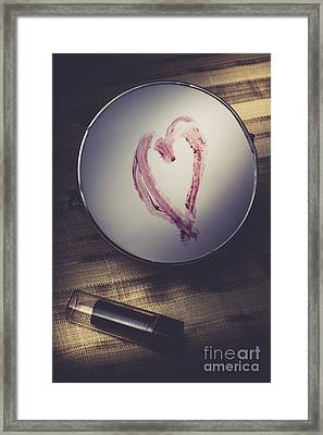 Late Night Date Framed Print by Jorgo Photography - Wall Art Gallery