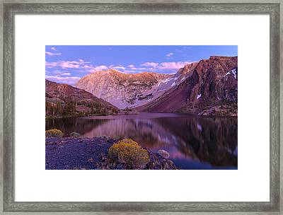 Late Summer Night Dream Framed Print