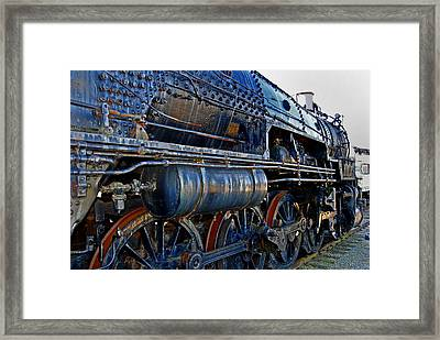 Latent Power Framed Print by Skip Willits