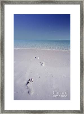 Later... Framed Print by Marco Crupi