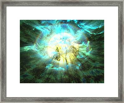 Latter Dream Framed Print by Kellice Swaggerty