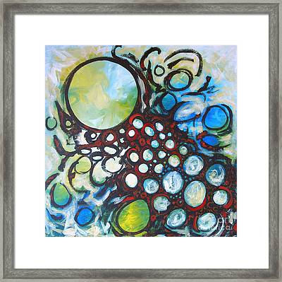 Lava Lamp Studio No.1 Framed Print