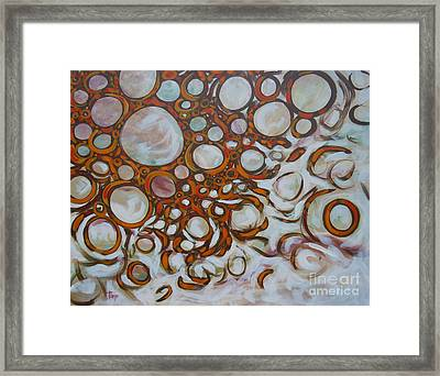Lava Lamp Studio No.2 Framed Print