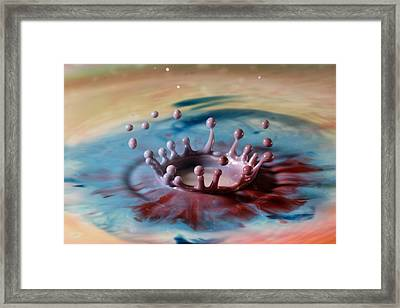 Lavender Balls Framed Print by Mike Farslow