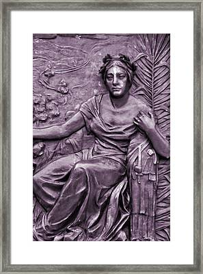 Law And Freedom Framed Print by Dan Sproul