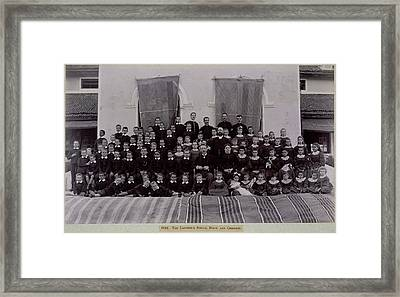Lawrence School Framed Print